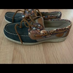 Printed Sperry!